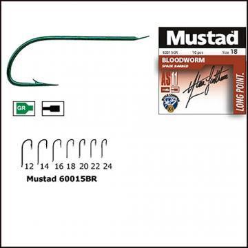 Carlig Mustad Long Point AS11 - nr.18 - Pret | Preturi Carlig Mustad Long Point AS11 - nr.18