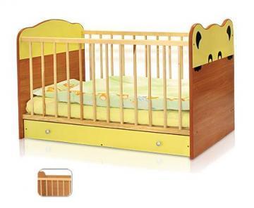 Bertoni - Pat lemn Lucky 3 laterale pline + cearceaf de pat cadou - Pret | Preturi Bertoni - Pat lemn Lucky 3 laterale pline + cearceaf de pat cadou