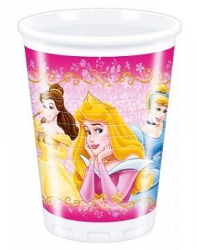 Princess Beauty - Pahare Plastic, 200 ml (10 buc.) - Pret | Preturi Princess Beauty - Pahare Plastic, 200 ml (10 buc.)