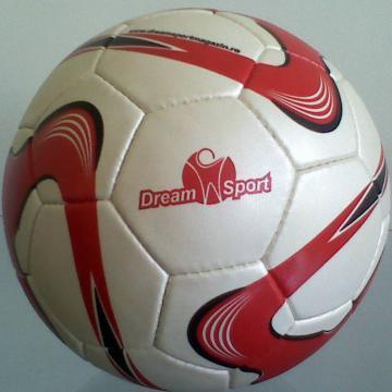 Minge fotbal Dream Sport -piele sintetica potrivita pentru orice suprafata de joc (teren sintetic,sala,astfal etc) Material :P.U Culori disponibile: Alb+rosu Marime: 5 Greutate: 420 gr Producator: Dream Sport - Pret   Preturi Minge fotbal Dream Sport -piele sintetica potrivita pentru orice suprafata de joc (teren sintetic,sala,astfal etc) Material :P.U Culori disponibile: Alb+rosu Marime: 5 Greutate: 420 gr Producator: Dream Sport