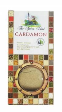 Condiment bio - cardamon macinat - Pret | Preturi Condiment bio - cardamon macinat