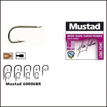 Carlig Mustad Long Point AS05 - nr.8 - Pret | Preturi Carlig Mustad Long Point AS05 - nr.8