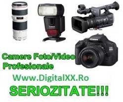 Vand CAMERE VIDEO PROFESIONALE - DIGITALXX - GARANTIE - Pret | Preturi Vand CAMERE VIDEO PROFESIONALE - DIGITALXX - GARANTIE