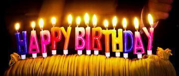 Lumanari Happy Birthday - Pret | Preturi Lumanari Happy Birthday