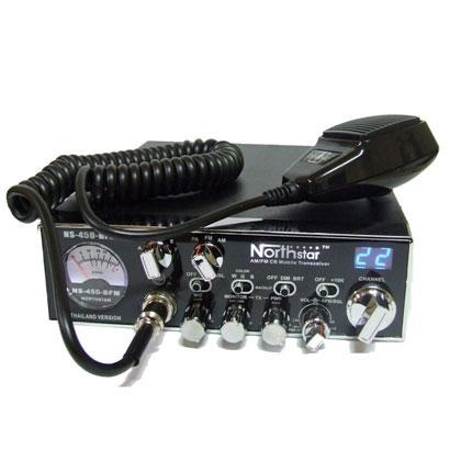 Statie radio CB Northstar NS-450-BFM - Pret | Preturi Statie radio CB Northstar NS-450-BFM