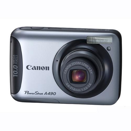 Aparat foto digital Canon PowerShot A490 - Pret | Preturi Aparat foto digital Canon PowerShot A490