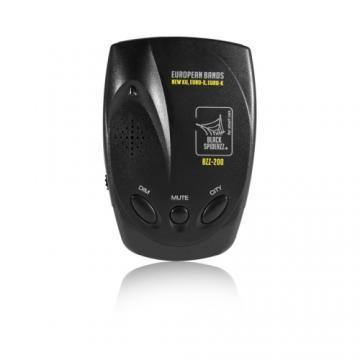 Detector radar Black Spiderzz BZZ-200 - Pret | Preturi Detector radar Black Spiderzz BZZ-200