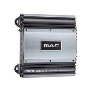 MAC AUDIO MPX 2500 - Pret | Preturi MAC AUDIO MPX 2500