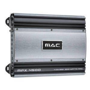 MAC AUDIO MPX 4500 - Pret | Preturi MAC AUDIO MPX 4500