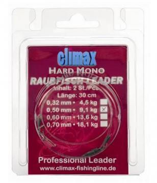 Fir Hard Mono Leader 30cm 0,70mm 18,10kg 2buc. - Pret | Preturi Fir Hard Mono Leader 30cm 0,70mm 18,10kg 2buc.