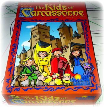 Kids of Carcassonne - Pret | Preturi Kids of Carcassonne