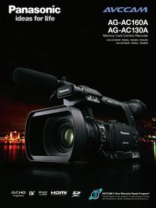 Videocamere Nunti. Panasonic AC8; Panasonic AC90; AC130A; AC160A. - Pret | Preturi Videocamere Nunti. Panasonic AC8; Panasonic AC90; AC130A; AC160A.
