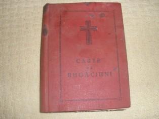 Carte Bisericeasca,de rugaciuni, an 1957-Patriarh Iustinian - Pret | Preturi Carte Bisericeasca,de rugaciuni, an 1957-Patriarh Iustinian