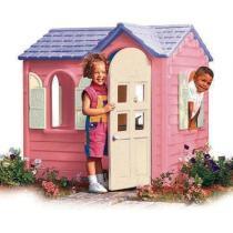 Casuta de vacanta roz Little Tikes 440R - Pret | Preturi Casuta de vacanta roz Little Tikes 440R