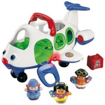 Fisher Price - Avion Little People - Pret | Preturi Fisher Price - Avion Little People