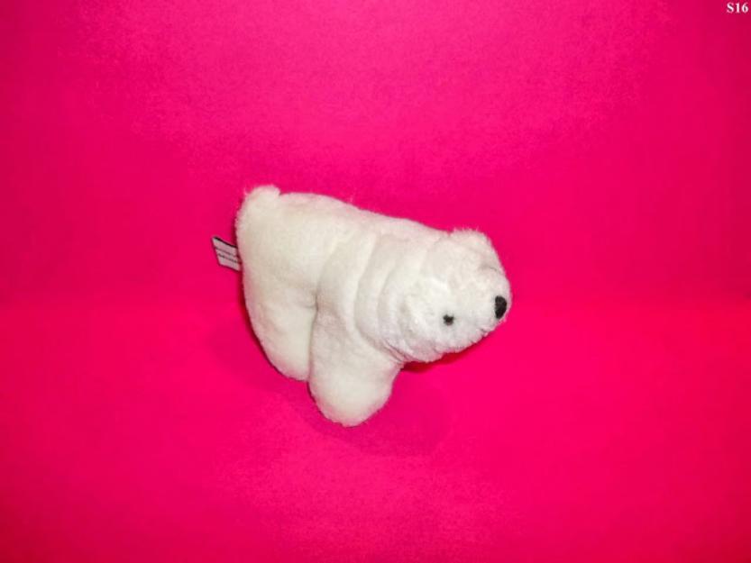 jucarii ursulet polar din plus de la frie-play - Pret | Preturi jucarii ursulet polar din plus de la frie-play