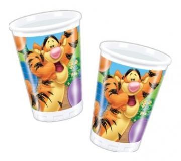 Winnie Fantastic - Pahare Plastic, 200 ml (10 buc.) - Pret | Preturi Winnie Fantastic - Pahare Plastic, 200 ml (10 buc.)
