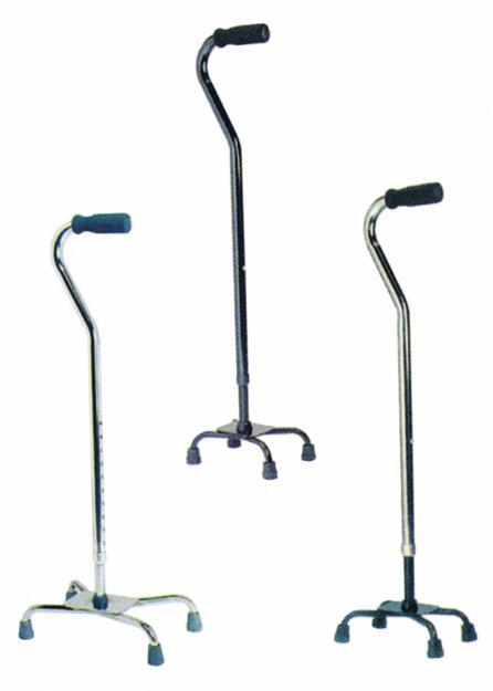Baston ortopedic cu 4 puncte de sprijin - Pret | Preturi Baston ortopedic cu 4 puncte de sprijin