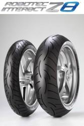 Set Metzeler Roadtec Z8 Interact: 120/70-17 si 180/55-17 - Pret | Preturi Set Metzeler Roadtec Z8 Interact: 120/70-17 si 180/55-17