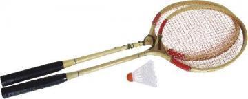 Set rachete badminton si fluturasi 167A - Pret | Preturi Set rachete badminton si fluturasi 167A