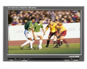 Alpine LCD Monitor TME-M780 - Pret | Preturi Alpine LCD Monitor TME-M780