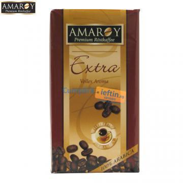 Cafea macinata Amaroy Extra 500g - Pret | Preturi Cafea macinata Amaroy Extra 500g