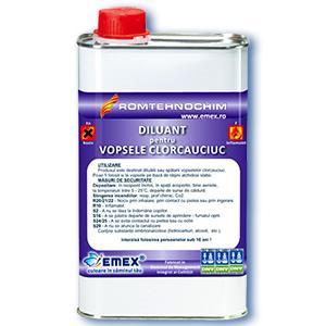 Diluant pentru Vopsele Clorcauciuc EMEX - Pret | Preturi Diluant pentru Vopsele Clorcauciuc EMEX
