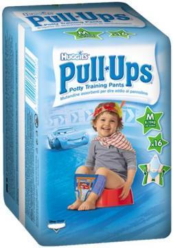 Chilotei pentru tranzitie PullUps boy M - Pret | Preturi Chilotei pentru tranzitie PullUps boy M