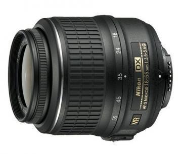 Obiectiv Nikkor 18-55 f/3.5-5.6 AF-S DX VR - JAA803DA - Pret | Preturi Obiectiv Nikkor 18-55 f/3.5-5.6 AF-S DX VR - JAA803DA