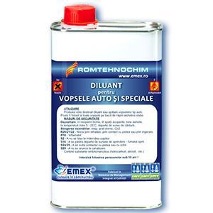 Diluant pentru Vopsele Auto si Speciale EMEX - Pret | Preturi Diluant pentru Vopsele Auto si Speciale EMEX