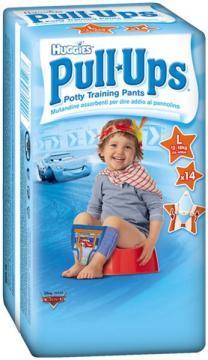 Chilotei pentru tranzitie PullUps boy L - Pret | Preturi Chilotei pentru tranzitie PullUps boy L